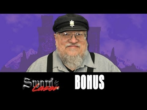 George R.R. Martin bonus interview!