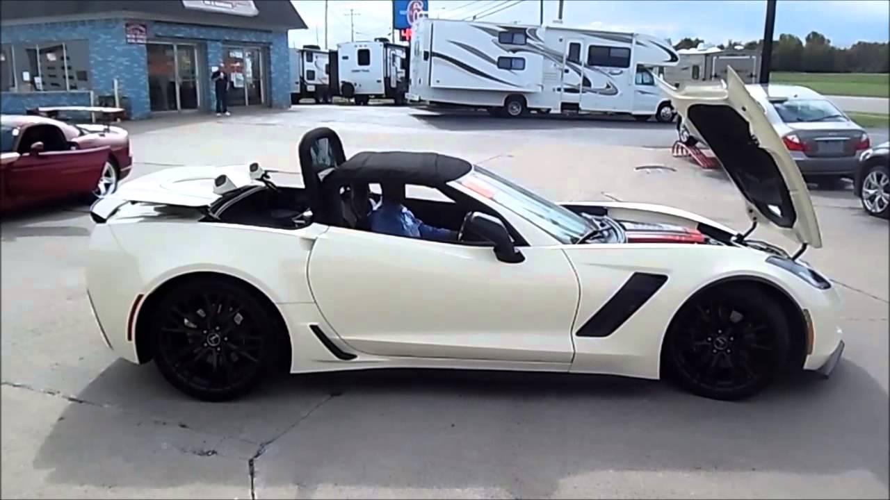 2014 chevrolet corvette z51 3lt convertible caravaggio custom youtube. Black Bedroom Furniture Sets. Home Design Ideas