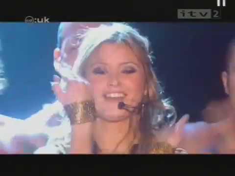 Holly Valance - CDUK   Kiss Kiss 05 05 02