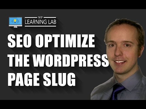 WordPress Slug SEO For Better Search Engine Rankings - WP Learning Lab - 동영상