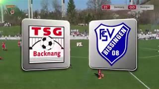 Torshow Oberliga BW 26. Spieltag