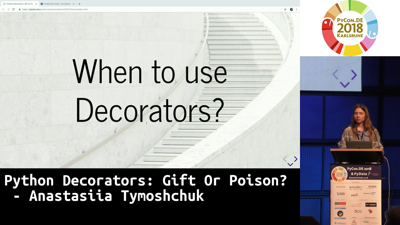 Image from Python Decorators: Gift or Poison?