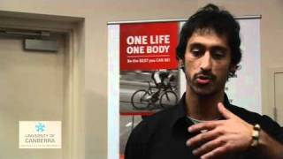 EP Charan Walia talks about his job in a multi-disciplinary clinic