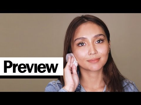 Kathryn Bernardo Removes Her Makeup | Barefaced Beauty | PREVIEW