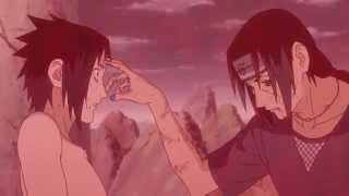 Itachi Uchiha vs Sasuke Uchiha - Itachi
