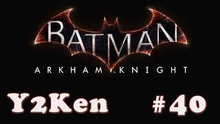 INTO THE TOXIN CLOUD & PORT ADAMS | Batman: Arkham Knight Playthrough - Episode 40