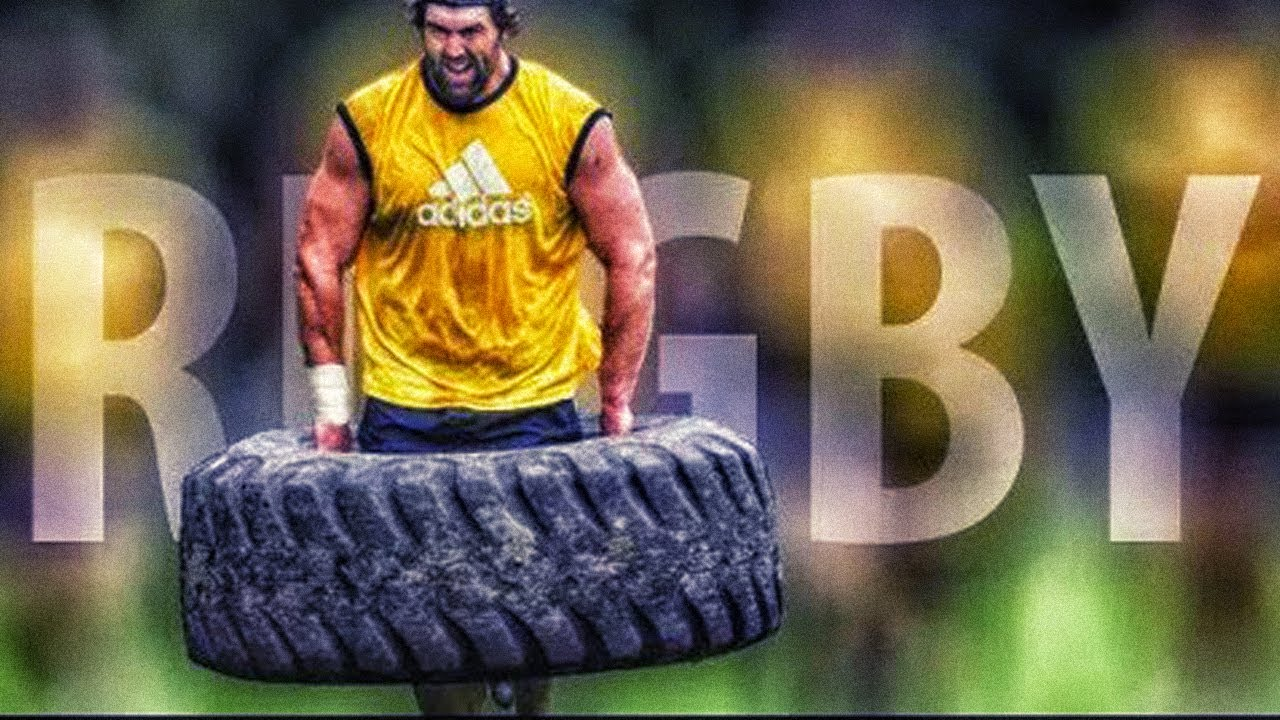 Rugby Motivation - Gym Training / Compilation