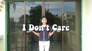 Ed Sheeran & Justin Bieber - I DON'T CARE Dance | Matt Steffanina Choreography