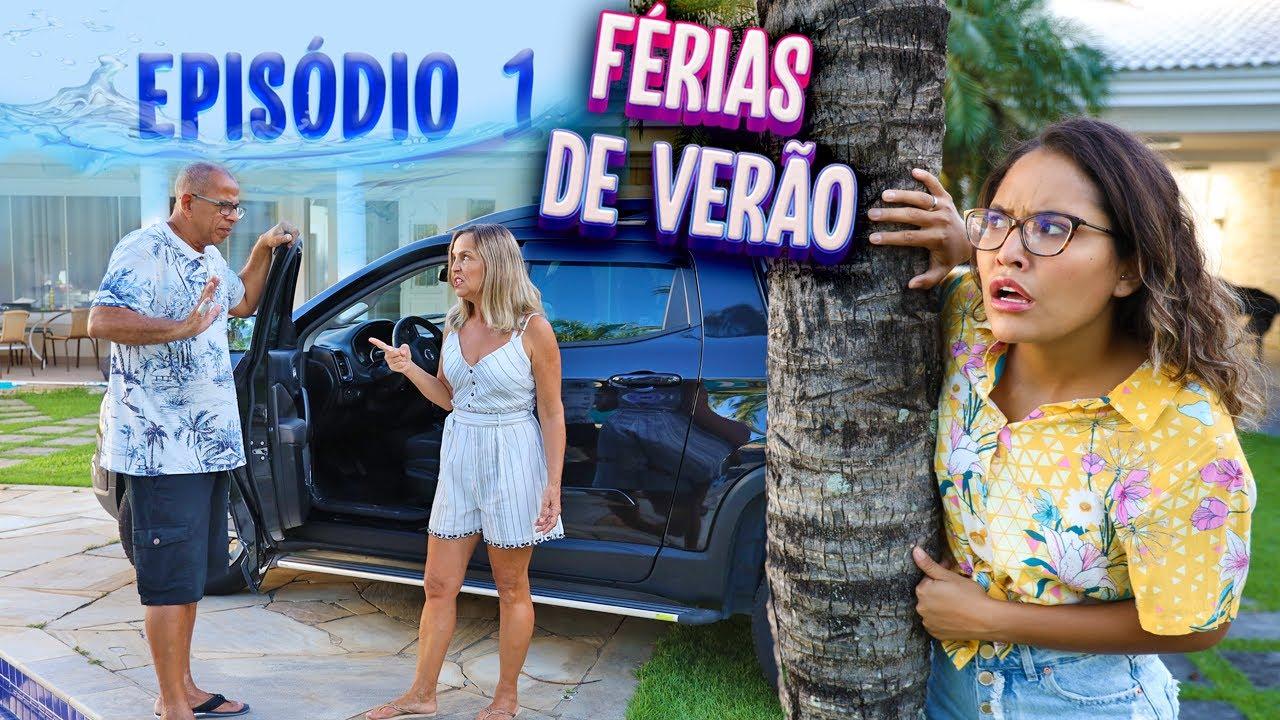 FÉRIAS DE VERÃO! - WEB SÉRIE (EPISÓDIO 1) TEMPORADA 4 - KIDS FUN