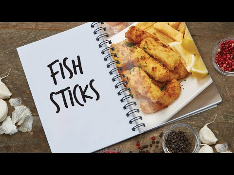 How To Make Fish And Chips In The Power AirFryer XL