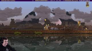 "Robimy ""Speedrun"" wyspy - Kingdom Two Crowns / 13.12.2018 (#5)"