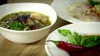 Такие питательные супы - Готовим вместе - Интер