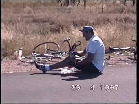 Swakopmund to Durban Ride 1
