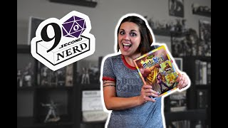 90 Second Nerd Board Game Preview: The Quest Kids Matching Adventure