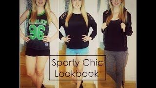 Baixar Sporty Chic Lookbook   Sandra Pérez