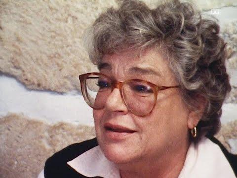 Simone Signoret 1980