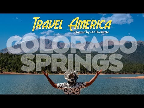 Best places to go in colorado springs