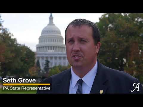 Seth Grove PA State Representative on SALT