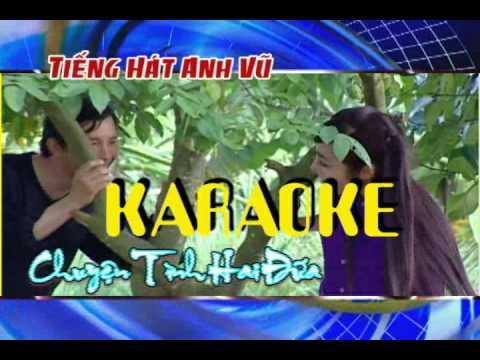 """""""intro """" Tieng hat Anh Vu DVD KARAOKE """"LAN DAU GAP NHAU"""""""