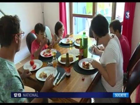 France 3 - La tendance de l'échange de maison pour les vacances d'été