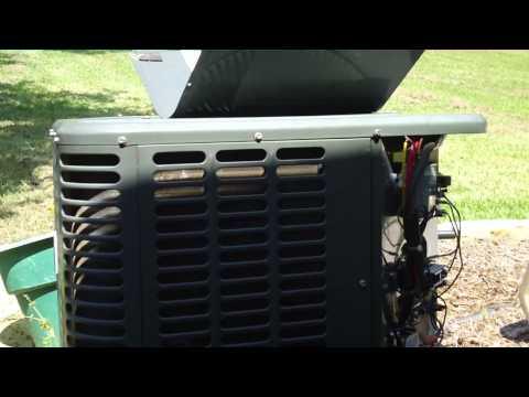 Condenser Fan Motor Replacement Goodman Doovi