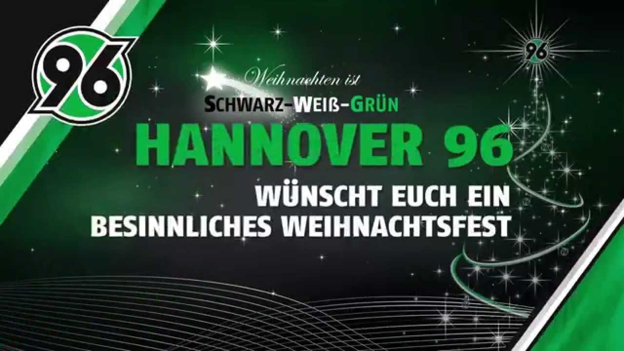 Frohe Weihnachten Werder Bremen.96 Alte Liebe Frohe Weihnachten