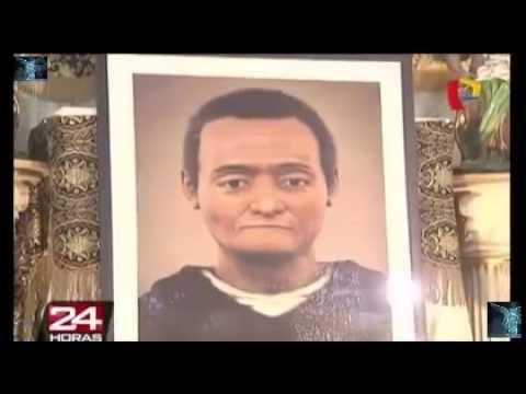 El verdadero rostro de San Martín de Porres