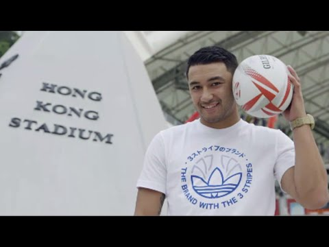 Get to know Samoa star Phoenix Hunapo-Nofoa