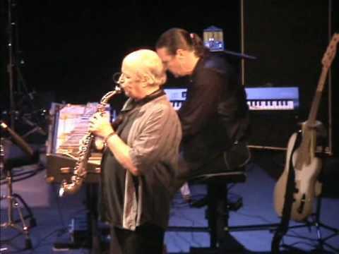 Glass Live Progman - Elton Dean & Jeff Sherman