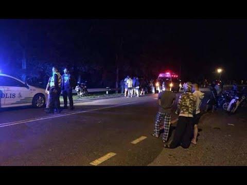 """Two """"Mat Lajak"""" killed in Pekan Nanas mishap"""