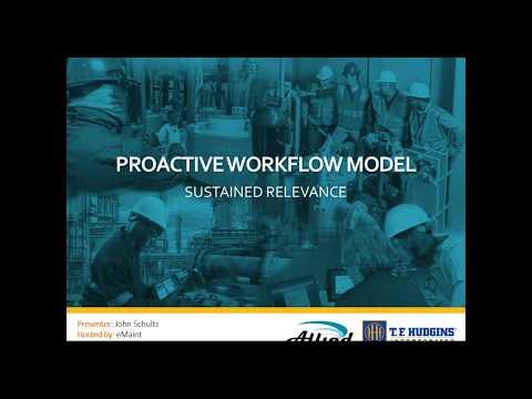 Best Practices Webinar: Proactive Workflow Model