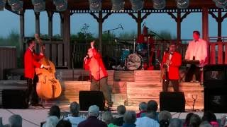 Bill Haley Jr. and the Comets - North Wildwood, New Jersey - July 16, 2015