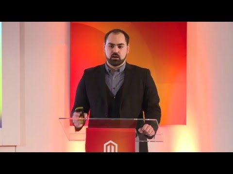 MagentoLive France 2016 – Magento & Cloud Technologies