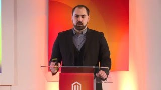 MagentoLive France 2016 - Dynamic Duo Magento & Cloud Technologies