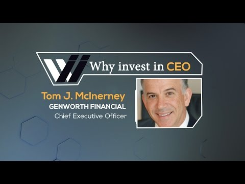 Tom J McInerney-Genworth Financial - YouTube