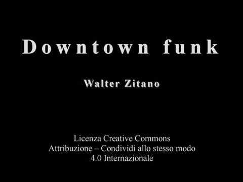 Walter Zitano - Downtown funk