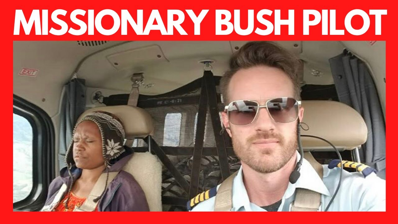 Interview with MISSIONARY BUSH PILOT from Papua New Guinea flying a Kodiak in PNG