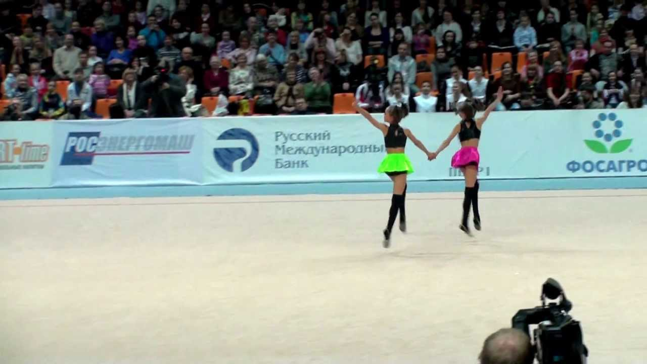 Демонстрация силы: Россия одержала победу в групповом многоборье на ЧМ по художественной гимнастике