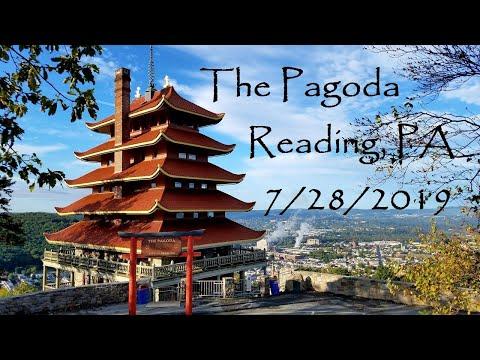 The Pagoda! Reading, PA 7/28/2019