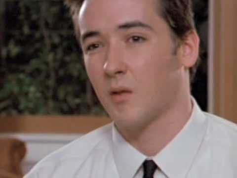 Lloyd Dobler Explains What He Wants To Do With His Life