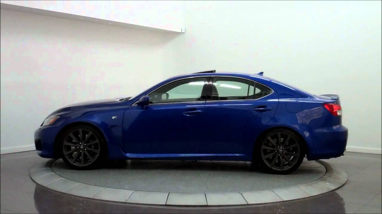 2008 lexus is f performance youtube. Black Bedroom Furniture Sets. Home Design Ideas