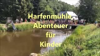 Camping Harfenmühle edelstenen zoeken