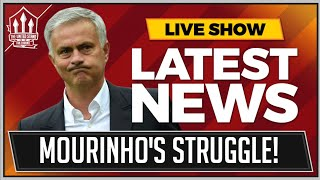Why MOURINHO Can't Make MAN UNITED Champions! MAN UTD News