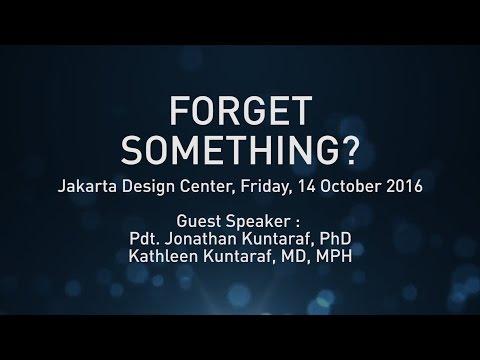 WHY SUNDAY | FORGET SOMETHING?