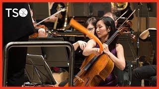 Nicole Lizée: Black MIDI / André de Ridder · Toronto Symphony Orchestra & Kronos Quartet