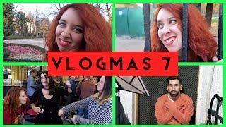 ABI SE ADUEÑA DEL VIDEO | VLOGMAS 7 | Kat Almagro