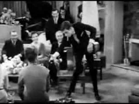 CBS 1961 Tuesday night p wGarry Moore