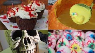 |HALLOWEEN| Recettes de Cupcakes & Soupe pour Halloween !