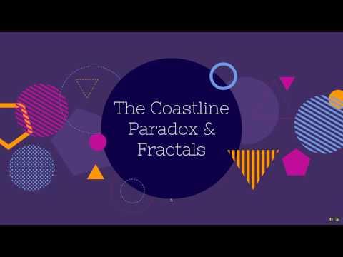 The Coastline Paradox & Fractals