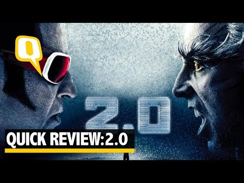 QUICK REVIEW: 2.0 | The Quint